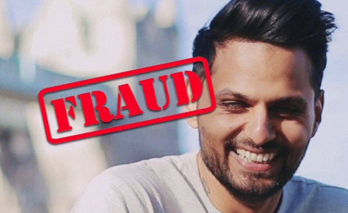 Jay Shetty Fraud