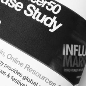 Influencer50 For Startups