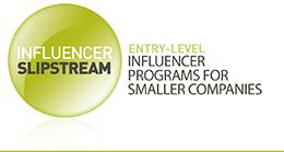Influencer Slipstream, Entry-Level Influencer Programs for Smaller Companies, Influencer50, Influencer Marketing