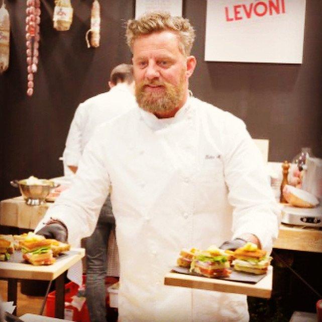 Matteo Felter chef