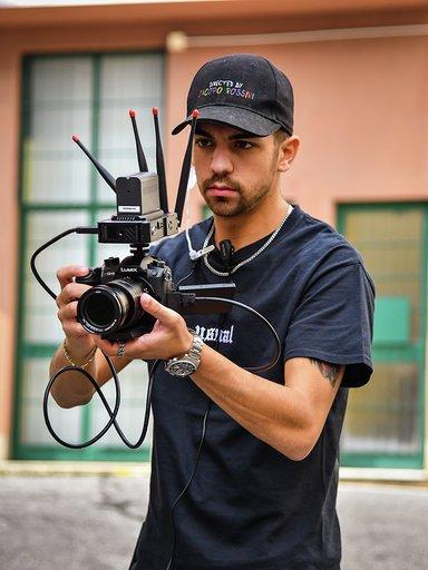 JACOPO ROSSINI- Come diventare REGISTA E FOTOGRAFO (Regista & Fotografo)