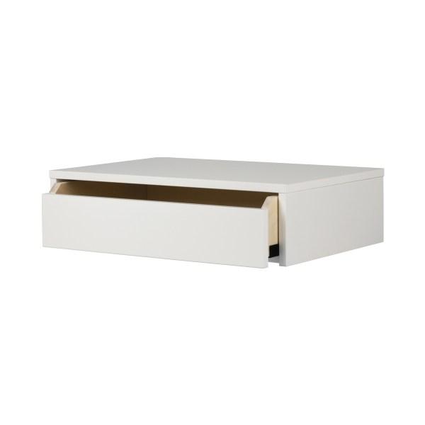tiroir etagere Maze blanc