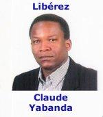 Libérez Claude Yabanda !