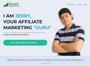 Jerry的網站【Smart Affiliate Success】