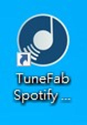 開啟TuneFab Spotify 音樂轉檔器