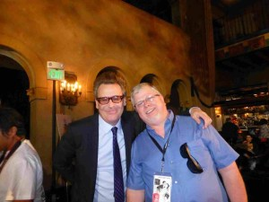 "Me with Greg Proops from ""Whose Line is it"""