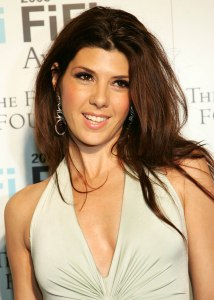 "NEW YORK - APRIL 07: Actress Marisa Tomei attends The Fragrance Foundation's 33rd Annual ""FiFi"" Awards at the Hammerstein Ballroom April 7, 2005 in New York City. (Photo by Evan Agostini/Getty Images)"
