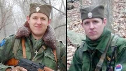 Американский четник Эрик Фрейн был задержан не без помощи Сербии