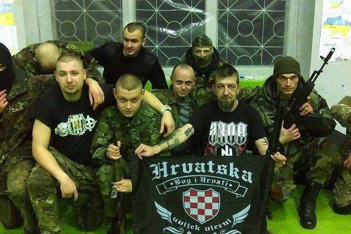 Хорваты воюют за Украину и ИГИЛ