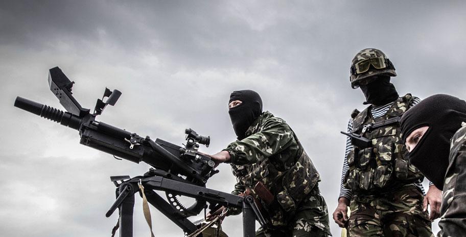Солдаты ВСУ массово переходят на сторону ДНР