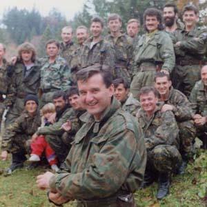 Легендарный боевой путь Влада Кассина на Балканах