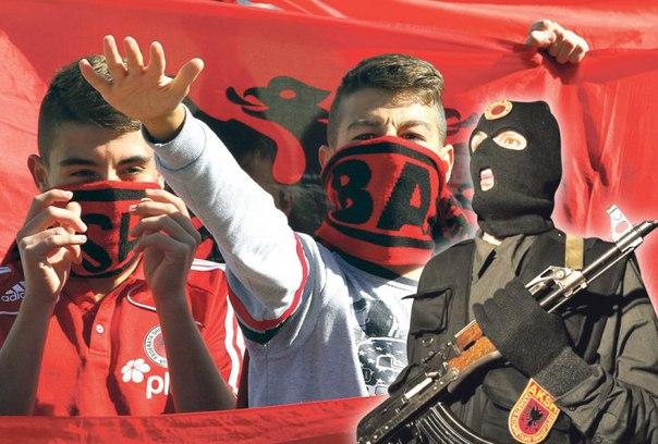 Ожидаемые провокации на матче Албания-Сербия