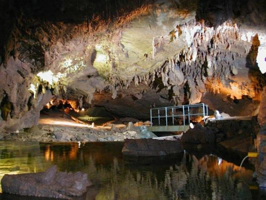 Пещера Врело-3