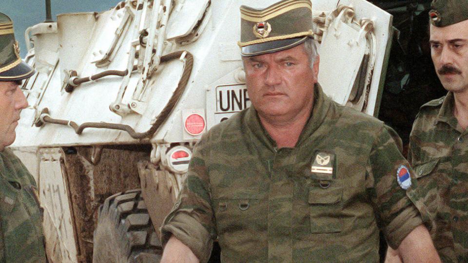 Почему Ратко Младича могут навечно оставить в Гааге