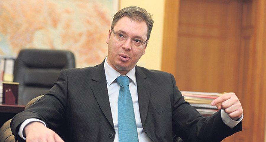 Александр Вучич: Теперь Сербия в состоянии себя защитить