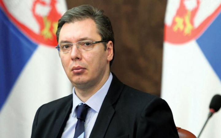 Александр Вучич:  «Каталония — лучший пример лицемерия ЕС»