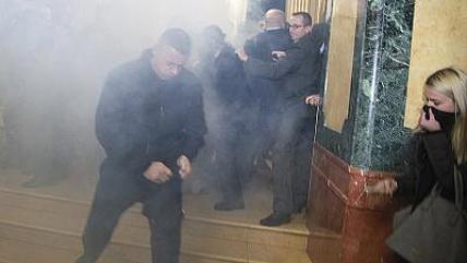 парламент Косово-2
