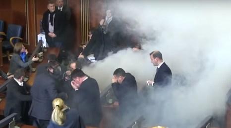 парламент Косово-3