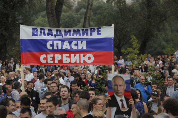 Почему простые сербы считают Россию самым большим другом Сербии?
