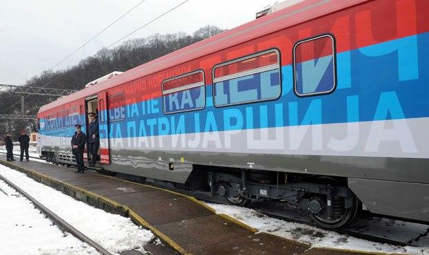 Еще о сербском поезде раздора