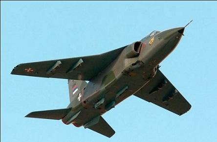 Выбор Сербии пал на ударную авиацию