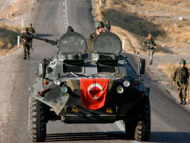 Турция хочет выдавить курдов из Ирака