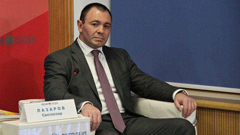 Светлозар Лазаров: Болгария  должна включиться в процесс развития Крыма