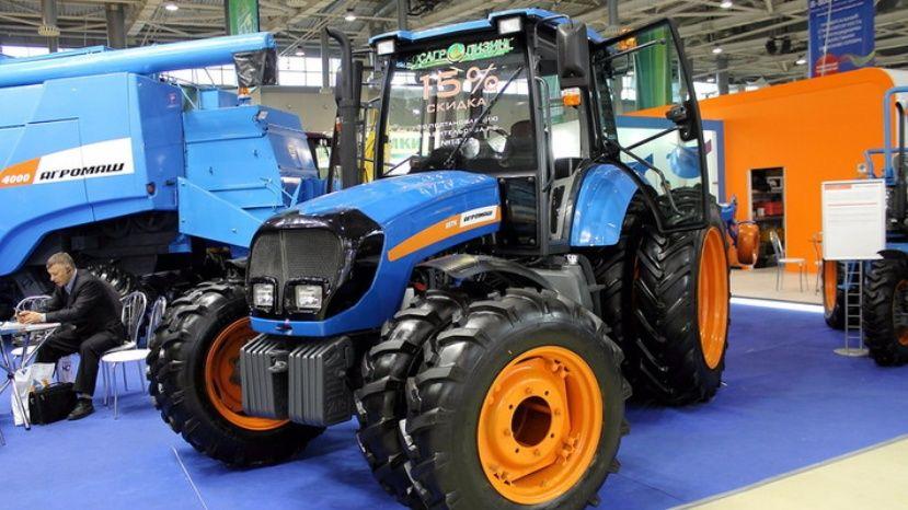 Болгария: в стране планируют начать производство российских тракторов