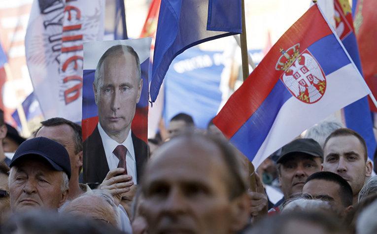 О возможном сценарии Украины в Сербии