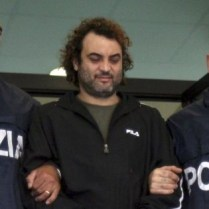 Арест одного из боссов сети Ндрангета Антонио Пелле