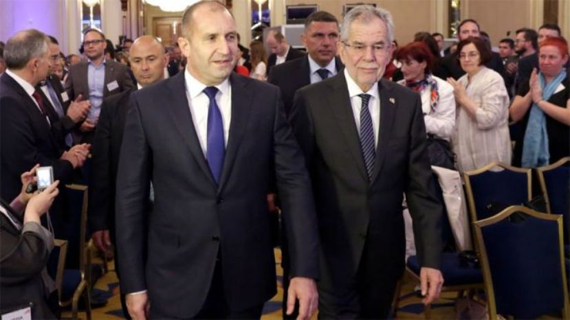 Бойко Борисов: Австрийские инвестиции способствуют созданию новой бизнес среды в стране