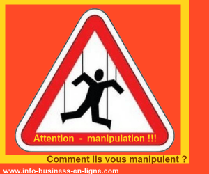 Attention manipulation