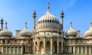Brighton The Royal Pavilion