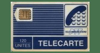 Télécartes
