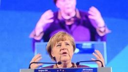 By European People's Party (Angela Merkel) [CC BY 2.0], via Wikimedia Commons