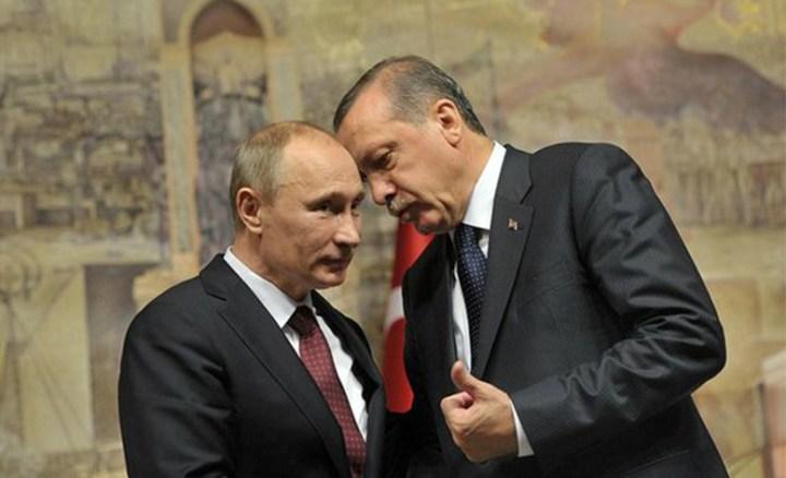 Putin und Ergodan