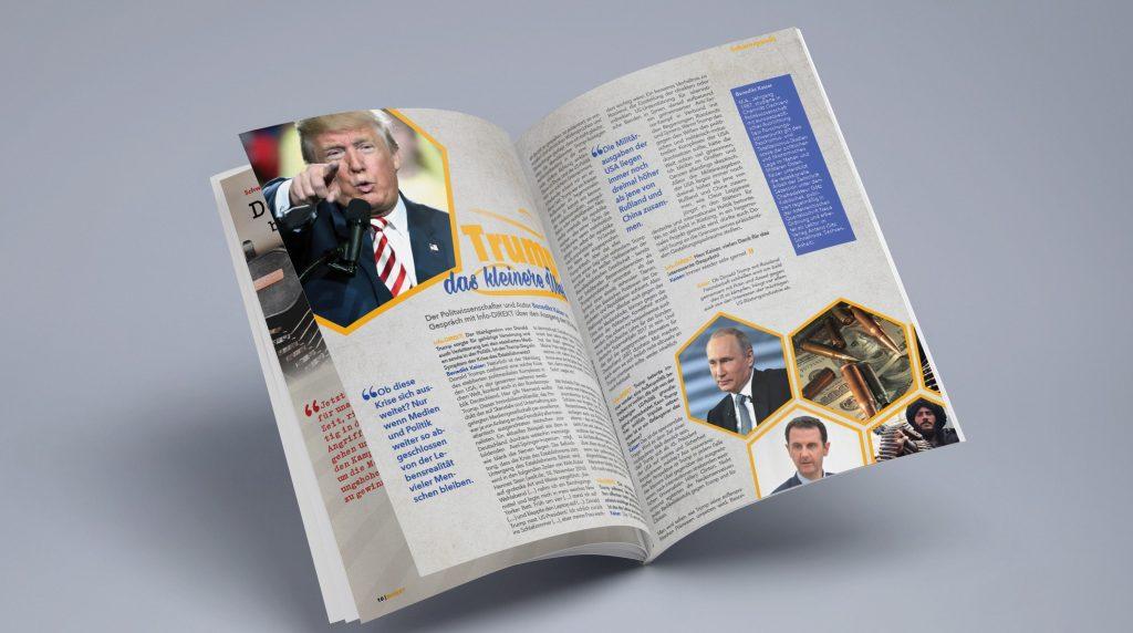 Info-DIREKT Das Magazin für eine freie Welt