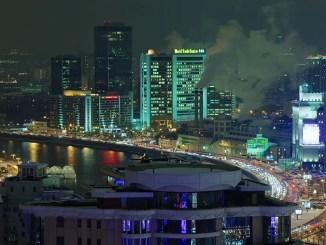 WTC Moskau