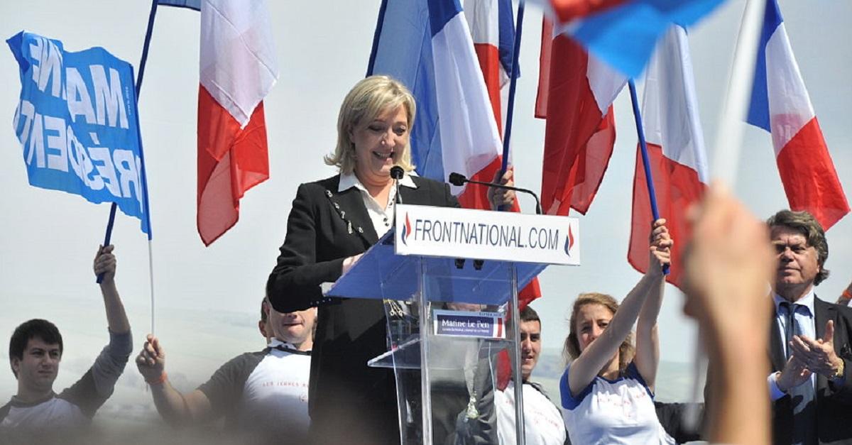 Fokus auf den Élysée-Palast: Le Pen legt Amt als Parteichefin nieder