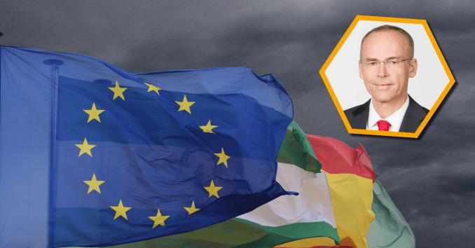 Dunkle Wolken über der EU