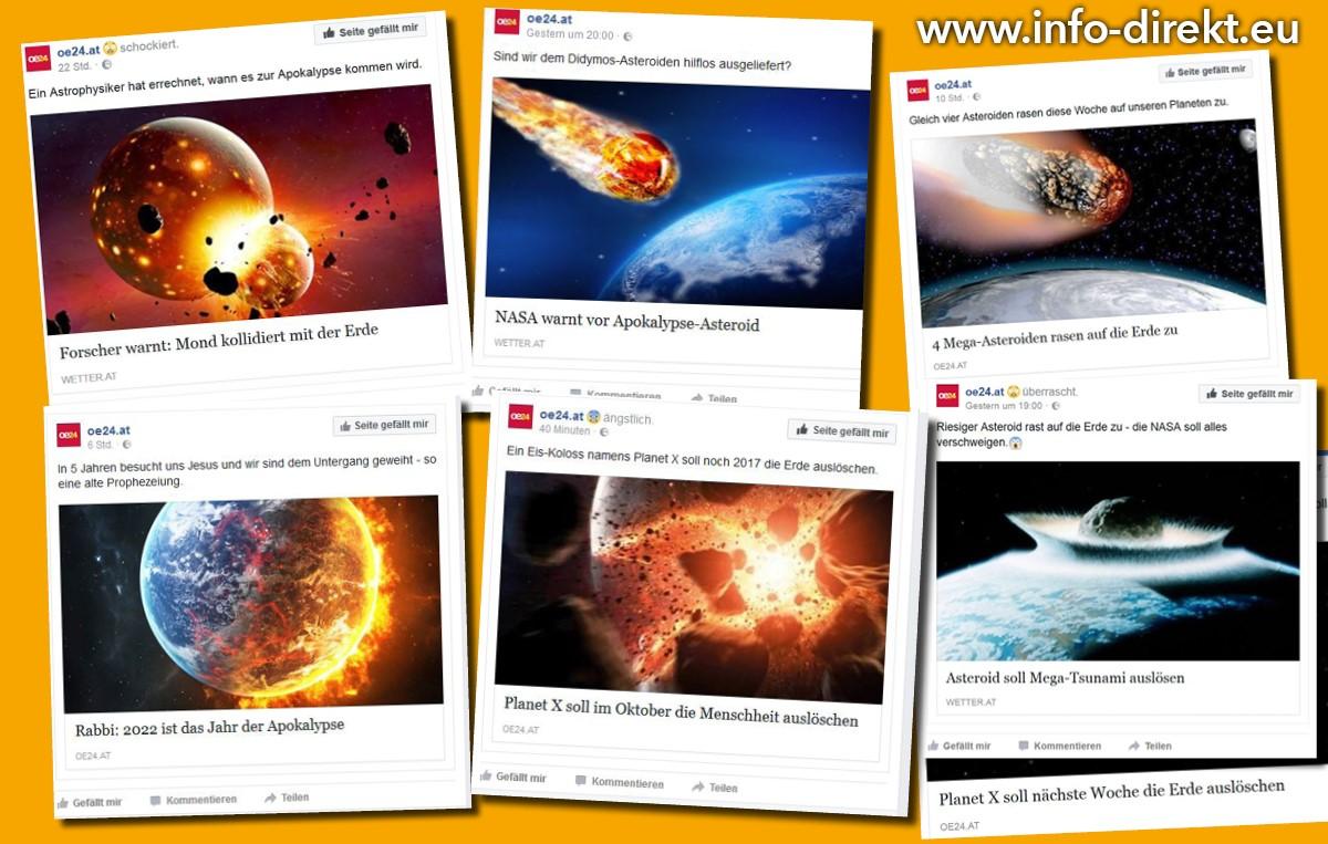 Weltuntergang Oe24