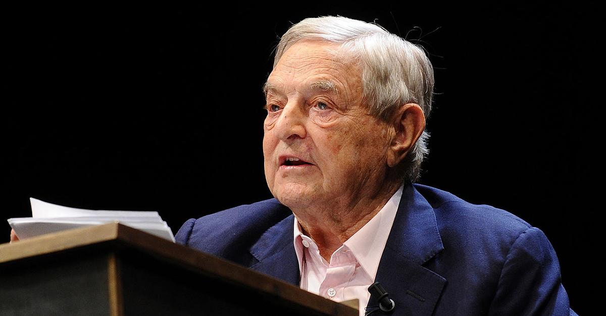 Soros gibt Großteil seines Vermögens in Stiftung