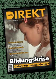 Info-DIREKT Titelblatt, Cover, Titelseite
