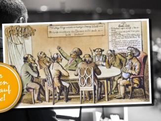 """Podiumsdiskussion Info-DIREKT, """"Meinungsfreiheit und Versammlungsfreiheit in Gefahr"""""""