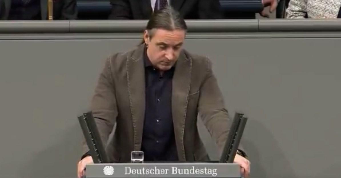 Etablierte geschockt: AfD applaudiert bei Rede von Linken-Politiker