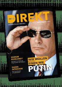 Info-DIREKT Erstausgabe