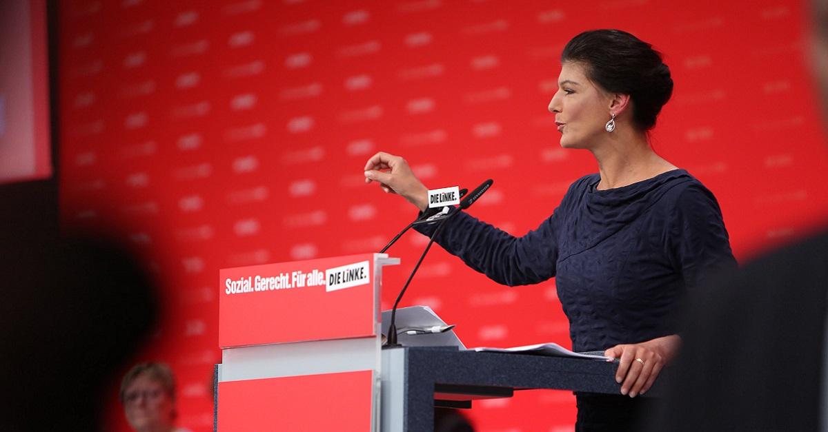 Wagenknecht will neue linke Volkspartei