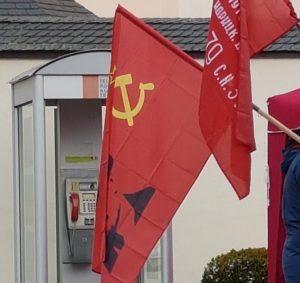 Kommunisten in Aistersheim