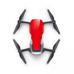 【終息商品】Mavic Air Fly More コンボ(フレイムレッド)|DJI製品