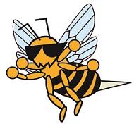 攻撃的な蜂